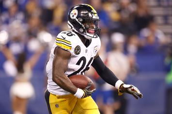"""Le'Veon Bell Disses Steelers: """"They Don't Even Treat You Like You're Human"""""""