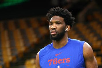 """Joel Embiid Labels Himself """"The Most Unstoppable Player In The League"""""""