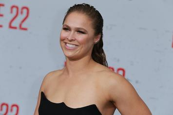 """The Miz Says Ronda Rousey's """"Scripted"""" Comments Are Good For WWE"""