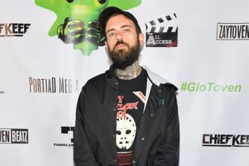 "Adam22's ""No Jumper"" Compound Held Up By Another Gunman"