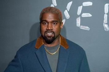 Kanye West Reportedly Trying To Settle His EMI Lawsuit Outside of Court