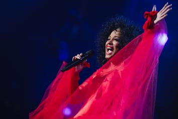 "Diana Ross Stands Up For Michael Jackson: ""A Magnificent Incredible Force"""