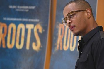 """T.I. Claps Back At Trolls For Body Shaming Wife Tiny Harris: """"Yall Got Me Fucked Up"""""""