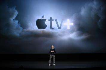 Apple Formally Announces Apple TV+ Video Streaming Subscription Service