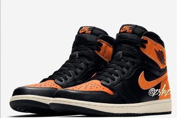 "Air Jordan 1 ""Shattered Backboard 3.0"" Set To Debut This Fall"
