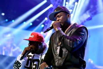 """50 Cent Exposes Young Buck For Alleged """"Relationship With A Tranny"""""""