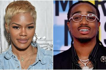 Teyana Taylor Teases Unreleased Quavo Collaboration That We Can't Wait For