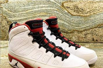 Unreleased Air Jordan 9 Sample Inspires Upcoming Colorway