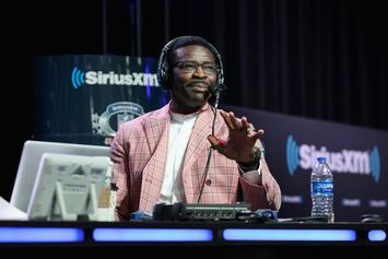 "Michael Irvin Announces He Is Cancer-Free: ""Thank You God"""