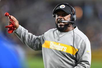 Mike Tomlin Disappointed By NFL's Lack Of Black Head Coaches