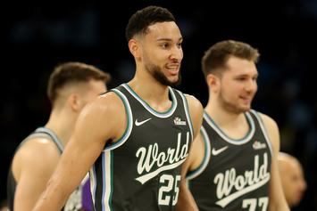 Ben Simmons Thinks Luka Doncic Should Win Rookie Of The Year