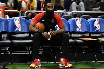 "James Harden On Rockets Playoff Chances: ""Doesn't Matter Who We Play"""