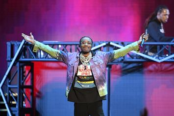 Quavo Inked Six Figure Collaboration Deal With British Fashion Retailer