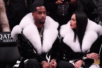 """Safaree Boasts About His Fiancee Erica Mena: """"She Looks Like This In Real Life"""""""