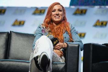 Becky Lynch Thinks Ronda Rousey Will Quit If She Loses At Wrestlemania