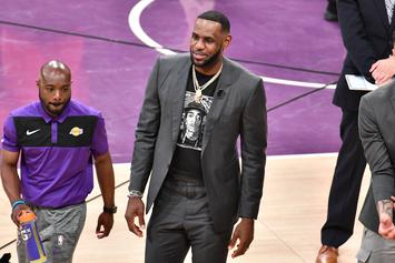 "LeBron James Loses His Status As Best Player In ""NBA 2K19"""