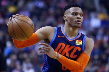 Russell Westbrook Notches 3rd Consecutive Triple-Double Season