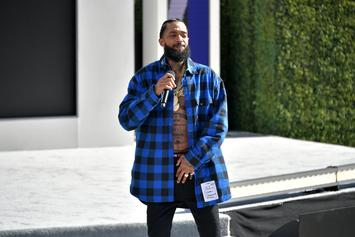 Eric Holder Reportedly Fired Additional Shots After Nipsey Hussle Taunted Him