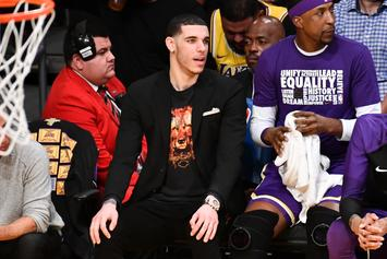 Lonzo Ball Signs With CAA After Ditching Former Agent: Report