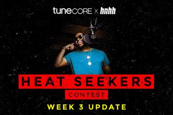 """Submit Your Music For The """"Heat Seekers"""" Contest: Week Three Artist Spotlights"""