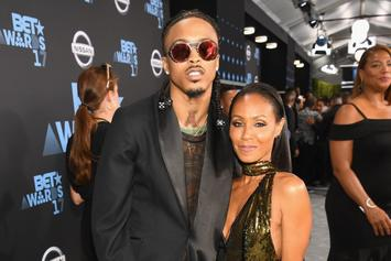 """August Alsina Clears Up Rumors That """"Nunya"""" Is About Jada Pinkett-Smith"""