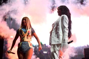 "Cardi B Makes Surprise Coachella Return With Selena Gomez, Ozuna & ""Taki Taki"""