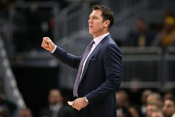 Sacramento Kings Officially Offer Luke Walton Head Coaching Job