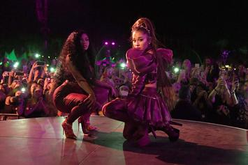 Nicki Minaj's Performance During Ariana Grande's Coachella Set Was A Disaster