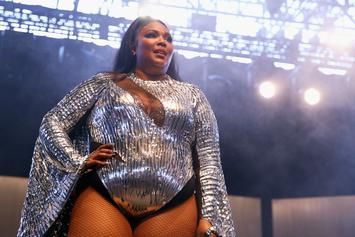 Lizzo Didn't Let Audio Problems Hold Her Back From Killing Her Debut Coachella Set