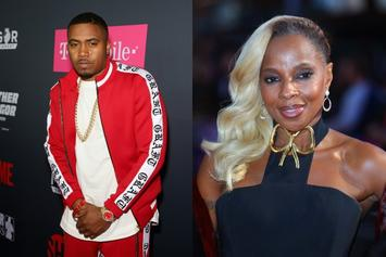 Nas & Mary J. Blige Announce Co-Headlining Tour