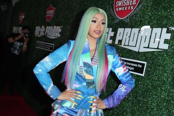 "Cardi B's Upset ""Picky Eater"" Kulture Doesn't Have The Same Appetite As Her"