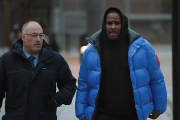 R. Kelly Could End Up Back In Jail Again Over Child Support Payments: Report