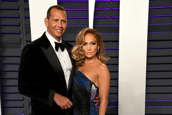 """Alex Rodriguez Says It Took """"About Six Months"""" To Plan Proposal To Jennifer Lopez"""