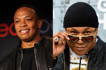 "LL Cool J & Dr. Dre Trade Stories In Wide-Ranging ""Rock The Bells"" Talk"