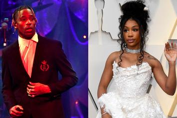 """Travis Scott & SZA Tease Music Video For """"Game Of Thrones"""" Track"""