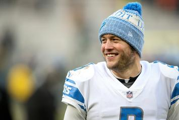 Matthew Stafford's Wife Survives 12-Hour Brain Surgery: Report