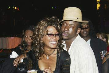 "Whitney Houston's Alleged ""Lady Lover"" Teases Juicy Tell-All Book"