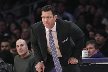 Sacramento Kings Are Backing Luke Walton After Sexual Assault Allegations