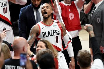 """Damian Lillard Responds To Paul George: """"If Anything, It Was Bad Defense"""""""