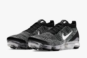 "Nike Vapormax Flyknit 3.0 ""Oreo"" Drops Next Week: Official Images"