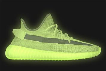 "0f568517b Adidas Yeezy Boost 350 V2 ""Glow"" Release Date Announced"