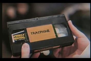 """Latrell James Doubles Down With """"Tracphone"""" Clip"""