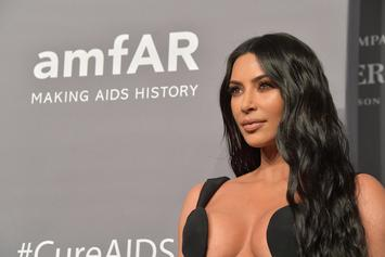 Kim Kardashian Throws CBD Themed Baby Shower With Baby Boy On The Way