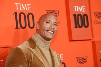 """Dwayne Johnson Brought To Tears After Meeting Fans While Filming """"Jumanji"""" Sequel"""