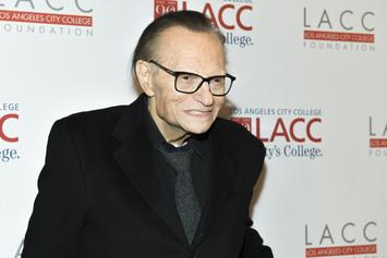 Larry King In Hospital After Suffering Another Heart Attack