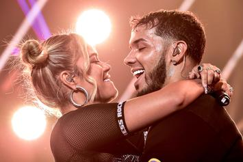 Anuel AA & Karol G's Hotel Suite Reportedly Robbed