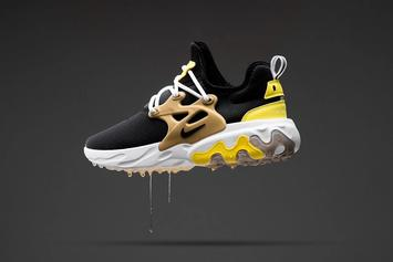 "Nike React Presto ""Brutal Honey"" Releases This Week: Detailed Images"