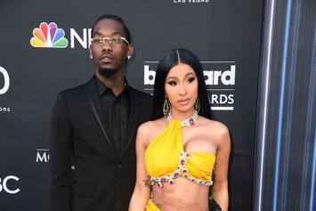 Billboard Music Awards: Cardi B & Offset, Ciara & Little Future, Yung Miami + More