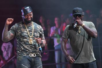 "50 Cent Trolls Young Buck With Video: ""Just Come On Out The Closet"""