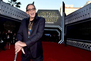 """Star Wars"" Chewbacca Actor Peter Mayhew Dies At 74"